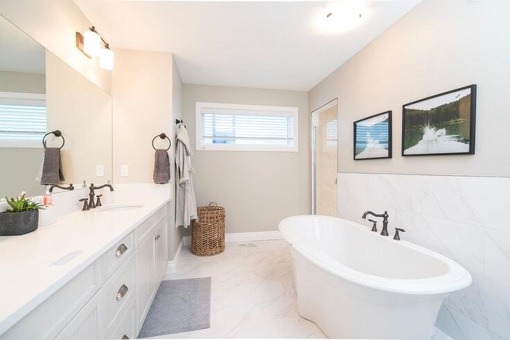 Gietvloer in badkamer voordelen