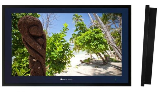 "Aqualite 55"" LCD televisie"