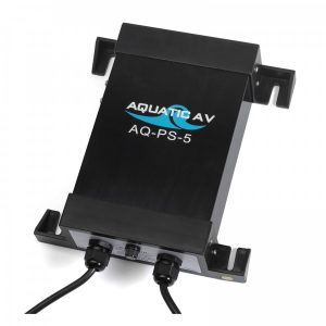 AquaticAV Waterbestendige 220V voeding