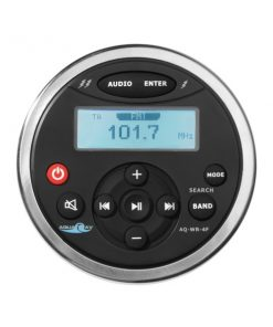 Aquativ AV Flush Mounted Wired Remote