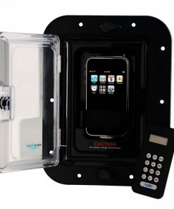 Inwall Ipod/Iphone/MP3 Dockingstation met FM