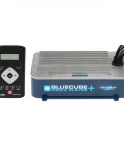 Aquatic AV AQ-BC-5UBT Bluecube+ Hide-Away Marine Stereo