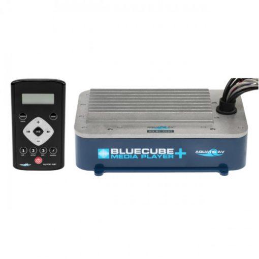 Aquatic AV AQ-BC-5UBT Bluecube+ Hide-Away Marine Stereo