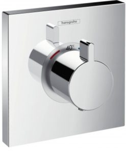 Hansgrohe Shower Select Inbouw thermostaat Highflow Chroom