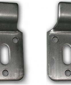 Saniselect ophanghaken voor wastafel zonder schroeven a2stuks verzinkt