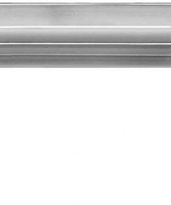 Easydrain Multi inbouwdeel 9x80cm met zij uitloop RVS