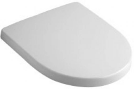 Sphinx Serie 300 Basic Comfort Closetzitting topfix Wit