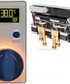 Ben E-Box Elektronische douchekraan 2-weg Chroom