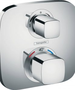 Hansgrohe Ecostat E Afb Dl Inb Therm M Stop/Omstelkrn Chroom