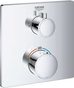 Grohe Grohtherm Opbouwdeel Thermostaat 15