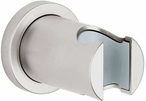 Grohe Rainshower Wandhouder Rond Supersteel