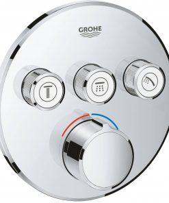 Grohe Smartcontrol Afdekset voor douchekraan Chroom
