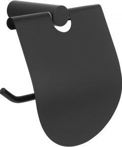 Saniselect Black Closetrolhouder 11