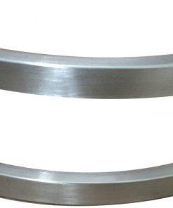 Saniselect Montagebeugel hoek 30x30x10 cm RVS
