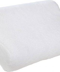 Sealskin  Spa kussen 33x24x9cm 100% polyester wit