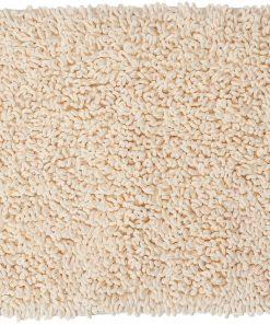 Sealskin Twist Badmat 120x60 cm ivoor