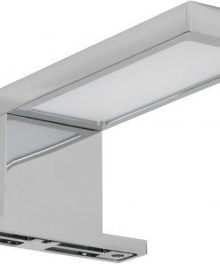 Ben Bosco Opbouw LED lamp voor spiegelkast Chroom