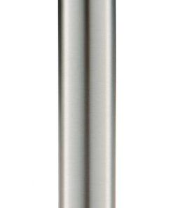 Ben Round Plafond douchearm 15cm Geborsteld Nickel
