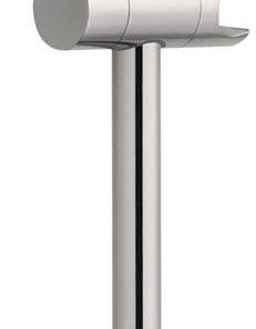 Ben Fody Glijstang 90 cm Glanzend Nickel