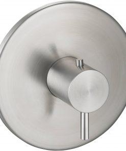 Ben Linox thermostaat afbouwdeel RVS