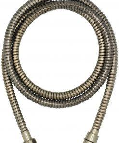 Ben Metalen doucheslang 175 cm Antiek Brons
