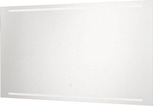 Ben Mytho spiegelpaneel met LED verlichting boven en onder 100x55 cm