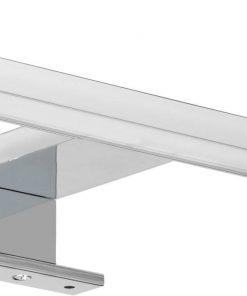 Ben Sabba verlichting 300 mm LED incl. trafo in voet chroom warm wit