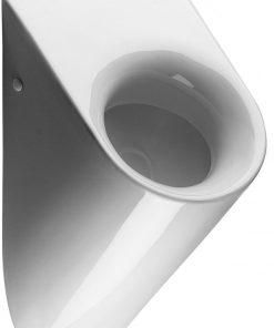 Ben Segno urinoir 31x39x61 cm Wit Xtra Glaze