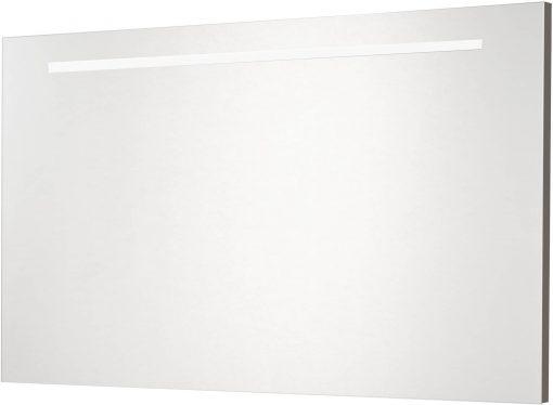 Saniselect Sevila Spiegelpaneel Met LED verlichting bovenzijde 100cm