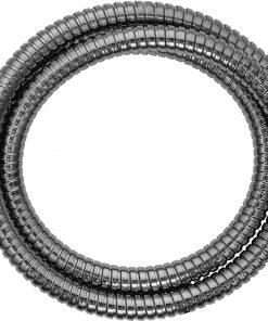 Ben Metalen doucheslang 175 cm 1/2 inch zwart chroom
