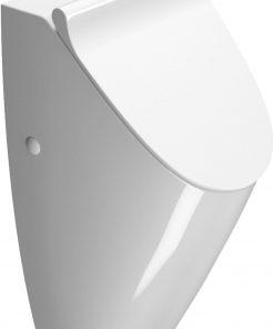 Ben Stilo Urinoir 31x35x65 cm geschikt voor deksel Xtra Glaze Wit