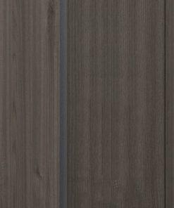 Ben Tex Hoge kast rechts 35x32x176 cm kastanje truffel