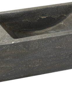 Ben Venetia fontein hardsteen L 40x22x10(BxLxH) krgt links