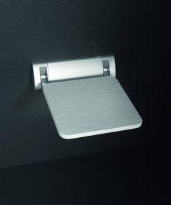 Acquabella Wandzitting Slate 30x28 cm Blanco