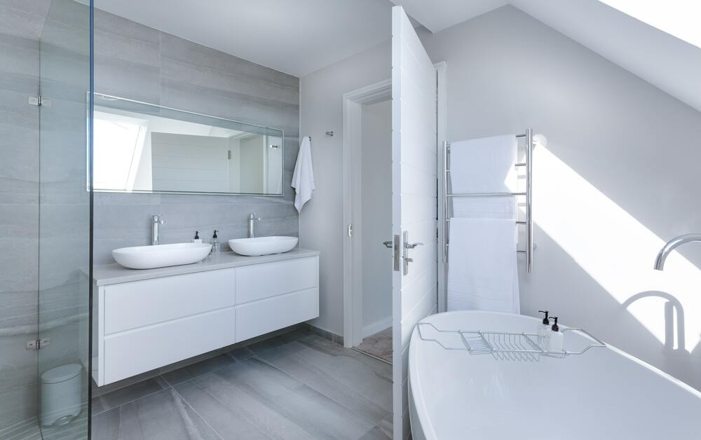 kleine badkamer grote mogelijkheden